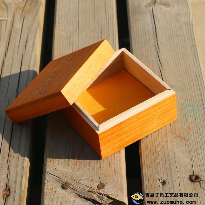 方形上油漆的天地盖包装盒